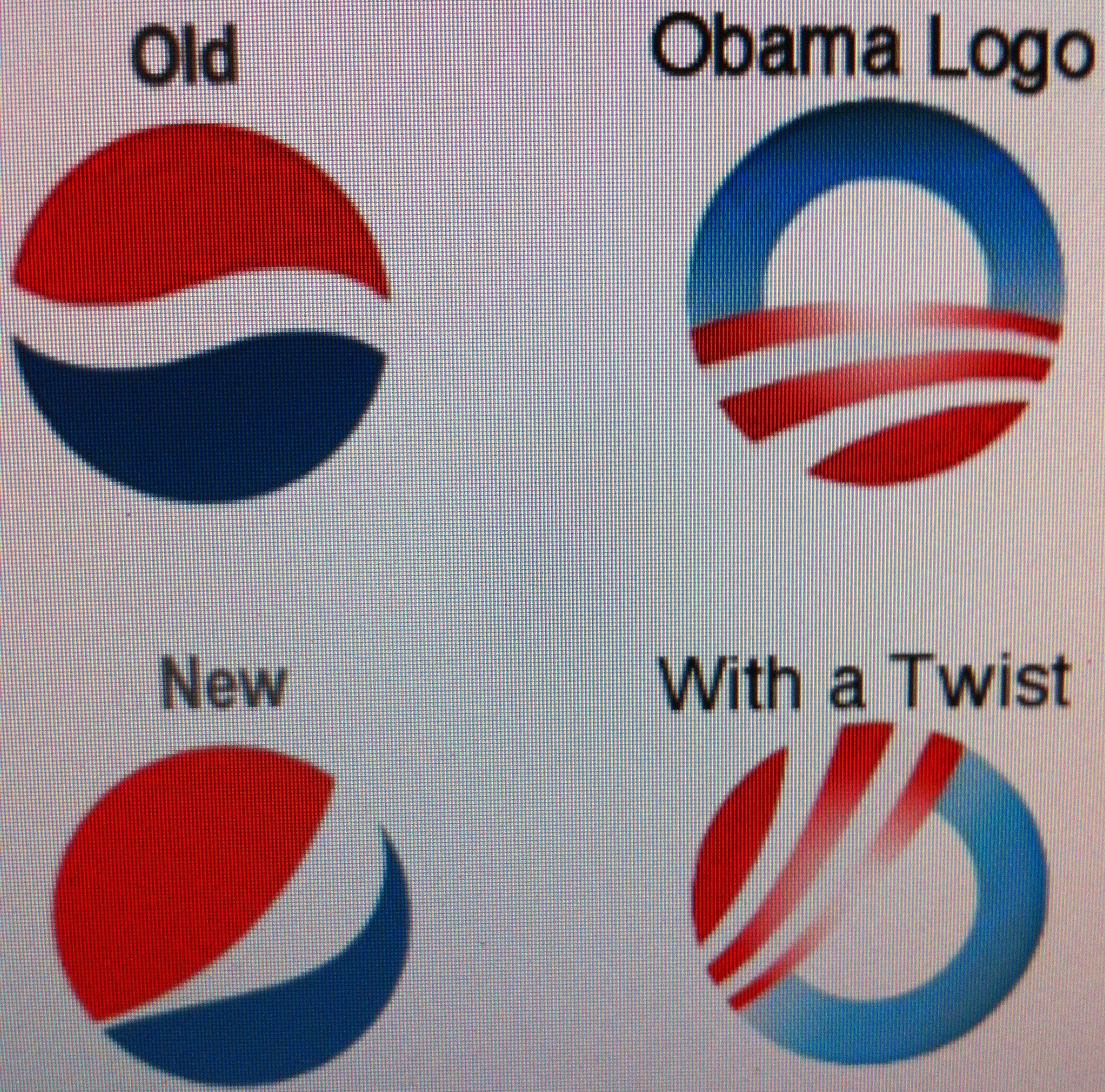 Pepsi obama logos conspiracy or coincidence once for all question buycottarizona